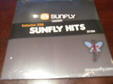 SUNFLY HITS KARAOKE  DISC SF286 VOLUME 286 CD+G SEALED 18 TRACKS