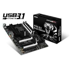 MSI Motherboard 970A SLI Krait Edition socket AM3+ chipset AMD 970 ATX