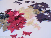 TABLE SCATTER ELEGANT BUTTERFLY BUTTERFLIES WEDDING PARTY CONFETTI DECORATIONS