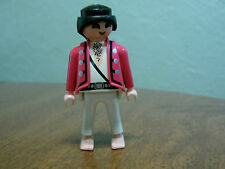 Playmobil Pirate with Hairy Chest and Long Hair 1991