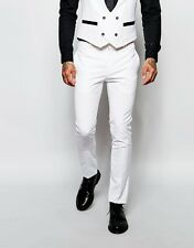 Religion Men's Tuxedo Trousers in Skinny Fit SIZE W32IN/L32IN