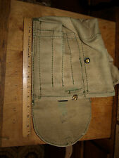 USSR AFGHANISTAN khaki pattern ak/rpk 20 round magazine pouch web material 98%++