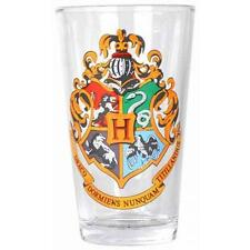 Harry Potter - Hogwarts Crest Pint Glass Tumbler New And Official In Box