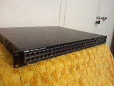 Dell PowerConnect 6248P 48 Port Gigabit PoE Ethernet Switch DX850