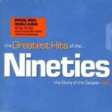 Greatest Hits of the Nineties All Saints, Garbage, Depeche Mode, molo [CD DOPPIO]