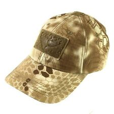 Condor Outdoor Tactical Military Headgear Hunting Baseball Cap Kryptek Nomad