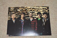 AUGUST BURNS RED signed Autogramm 20x28 cm In Person