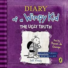The Ugly Truth by Jeff Kinney (CD-Audio, 2010) Good CD Book