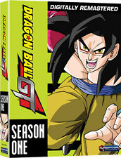Dragon Ball GT . Complete Season One . 1. Staffel . DragonBall GT .. 5 DVD . NEU