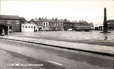 Earlestown. The Market # ESN.10F by Frith. Bus.