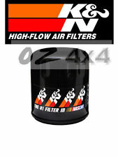 K&N PRO SERIES OIL FILTER PS-1001 HOLDEN COMMODORE 3.8L V6 VN-VY / NISSAN N13