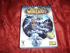 World of Warcraft: Wrath of the Lich King (PC/Mac, 2008) NEW Sealed Free S&H