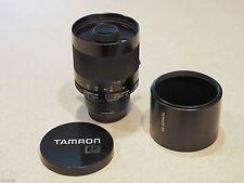 Vintage TAMRON SP 500mm F8 F:8 Tele Macro, Adaptall-2, m-4/3 Mount