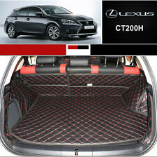 Cargo Trunk Boot Liner Carpet Car Mat For Lexus CT200H All Series Waterproof Pad