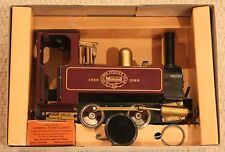 MAMOD RARE GOLDEN JUBILEE Live Steam Train ENGINE Unused & Unfired MINT & BOXED