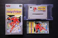 HOLY STRIKER Nintendo Super Famicom SFC Very.Good/Excellent.Condition !
