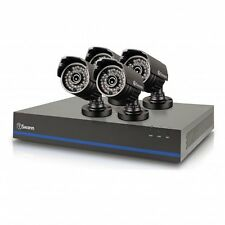 New Swann SWDVK-880754 8 Channel 1080P 1TB Security System DVR w 4 1080P Cameras