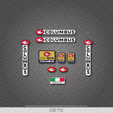 0273 Columbus Tubi Speciali TRETUBI Bicycle Frame and Fork Stickers - Decals
