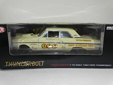 ACME Bob Martin Little Emmett 1964 Ford Thunderbolt 1:18 Scale Diecast Model Car