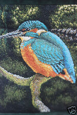 Ehrman Designer JILL GORDON KINGFISHER Tapestry Needlepoint Chart Only bird