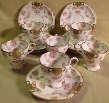 Beautiful set of Theodore Haviland Limoges demitasse teacups and saucers Unknown
