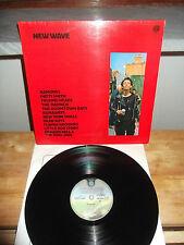 """VV.AA """"NEW WAVE"""" LP VERTIGO FRANCE 1977"""