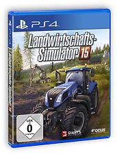 Simulador agrícola 2015 nuevo ps4-juego