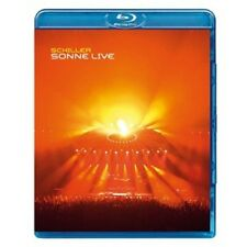 SCHILLER - SONNE (LIVE)  BLU-RAY  INTERNATIONAL POP  NEW+