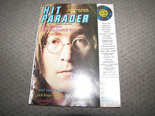 HIT PARADER - DECEMBER 1969  BACK ISSUE - JOHN LENNON / GUN / LIGHTHOUSE