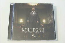 KOLLEGAH - ZUHÄLTERTAPE VOL 4 2-CD 2015 (DELUXE EDT / INSTRUMENTAL CD) SELFMADE