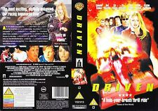 Driven, Sylvester Stallone Video Promo Sample Sleeve/Cover #14048