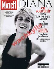 Paris Match n°2571 du 03/09/1998 Lady Diana Dodi William