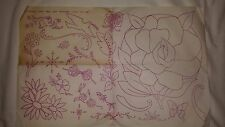 Vintage Woman Own Magazine  1962 Embroidery Transfer Pattern