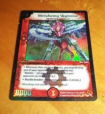 Metalwing Skyterror 42a/55 - Duel Masters TCG CCG Foil Holo Wizards of the Coast