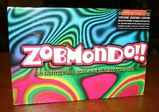Zobmondo!! - The Outrageous Game of Bizarre Choices - Great for Parties or Group