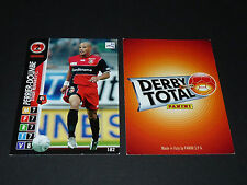J-J. PERRIER-DOUMBE STADE RENNAIS RENNES ROAZHON PANINI FOOTBALL CARD 2004-2005