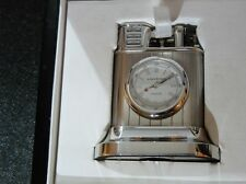 Dunhill Longitude Clock Table Lighter  Limited Edition 0197/1300 - Boxed