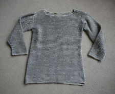 Rare Vintage 1930s Royal Navy Woven Cotton Rope Sailors Jumper Sweater