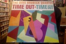 Dave Brubeck Quartet Time Out / Time Further Out 2xLP sealed vinyl