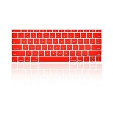 "RED Keyboard Cover for Macbook Pro 13""  A1708 WITHOUT Touch Bar (Release 2016)"