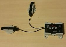 FRSky X8R X6R L9R Receiver mount with antenna grips