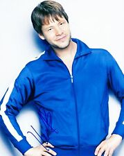 IKE BARINHOLTZ SIGNED 8X10 PHOTO AUTHENTIC AUTOGRAPH THE MINDY PROJECT FOX COA