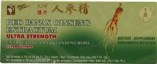 Prince of Peace Red Panax Ginseng Extractum -- 30 Vials