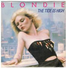 BLONDIE The tide is high / Susie and Jeffrey Chrysalis CHS 2465 Classic new wave