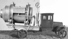 HO/HOn3 1/87 WISEMAN MODEL SERVICES OT5057 1926 WHITE CEMENT MIXER TRUCK