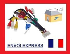 PIONEER AVIC Cable 24 pin Video AUX Ampli RCA Video D3 F700BT F900BT F910BT