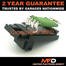 FORD FOCUS MK1 2.0 FOCUS RS PETROL (2002-2003) HEATER BLOWER MOTOR FAN RESISTOR
