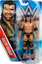 Wwe wwf mattel combat série 32 razor ramon action figure new boxed!!!