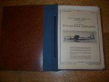 Original WWII Boeing B-29 Pilot Flight Manual 1944 and