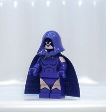 A870 Lego CUSTOM PRINTED Teen Titans Batman 3 game INSPIRED RAVEN MINIFIG Robin